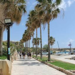 Coral Bay Beach.
